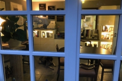 Blick ins Büro van Gils Steinmetzmanufaktur Bonn